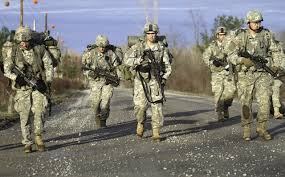 Us Army Platoon 4 31 Infantry Platoon Leaders Prepare For Deployment