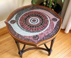 mosaic table top s mosaic round table top patterns outdoor mosaic table top ideas
