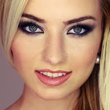 Diane Fox Blue Eyes Blonde Hair Make Up Beaut Pinterest Good Makeup Colors For Blonde Hair Blue Eyes