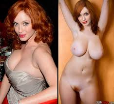 Famous redhead female nudes