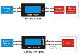 watt meter wiring diagram watt wiring diagrams online watt meters shown
