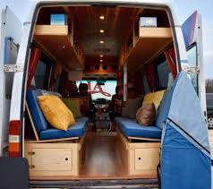 Converted Vans Home Always The Road