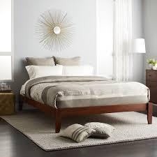 queen wood platform bed.  Queen Shop Scandinavia Queensize Solid Bamboo Wood Platform Bed  Free Shipping  Today Overstockcom 20469400 To Queen U
