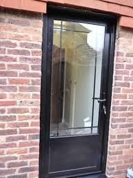 resi doors glass back door as cabinet with glass doors