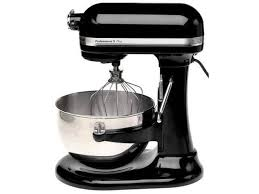 kitchenaid kv25goxob professional 450 watt 5 plus series 5 quart bowl lift stand mixer