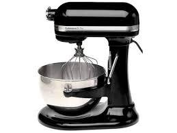 kitchenaid kv25goxob professional 450 watt 5 plus series 5 quart bowl lift stand mixer