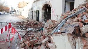 Die menschheit fragte sich schon in der antike, wie erdbeben entstehen. Starke 5 0 Wieder Erschuttert Ein Erdbeben Kroatien