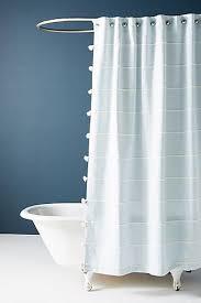 shower curtains. Tasseled Sela Shower Curtain Shower Curtains