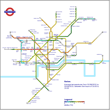 Its Official The Bakerloo Is The Hottest London