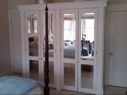frameless mirrored closet doors.  Doors Frameless Mirror Bifold Closet Doors To Mirrored