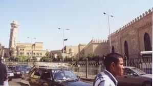 الشرطة المصرية الأزهر