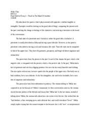 english paper the graphic novel persepolis written by marjane 2 pages 2 21 08 final draft of essay i
