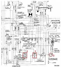 1800 light switch, wiper switch, fan switch drawing corrections Wiper Switch Diagram 1800 factory wiring diagram extract with incorrectly shown internal connections of 1 light switch, 2 wiper switch, 3 fan switch, highlighted wiper switch wiring diagram