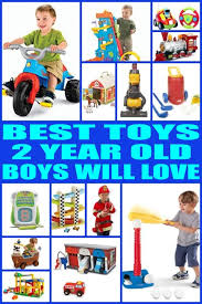 Best Toys for 2 Year Old Boys