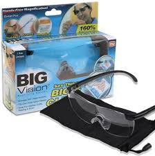<b>Увеличительные очки</b> лупа Big Vision — купить в интернет ...