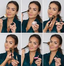 maryam maquillage my face routine review of the face set brushes by wayne goss