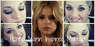ha marin inspired makeup tutorial pretty little liars