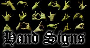Chicagogangs Org Gang Hand Signs