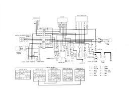 honda fourtrax wiring diagram honda image 1988 125trx honda atv forum on honda 300 fourtrax wiring diagram