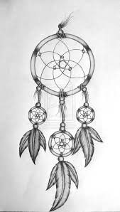 Dream Catchers Sketches Simple Dream Catcher Tattoo Design Photo 100 Photo Pictures and 69
