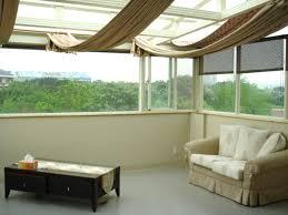 image of dreamy sun porch furniture