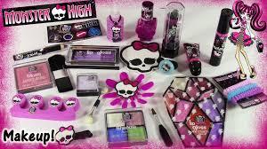ever after high makeup kit. monster high beauty makeup advent calendar! 24 days of cosmetics! eye shadow lip gloss blush! - youtube ever after kit