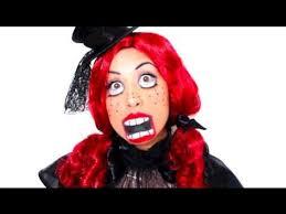 creepy doll makeup tutorial you