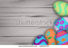easter egg hunt template easter egg hunt background download free vector art stock