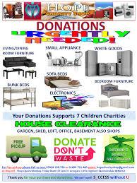donate hope charity