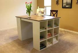 craft table plans modular craft table via table plan wedding hobbycraft