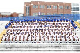 Memphis Tigers Football Depth Chart 2018 Football Roster Official Site Of Tennessee State Athletics