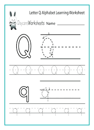 Letter Worksheets Kindergarten Free 3 For Download Them And Try Abc ...