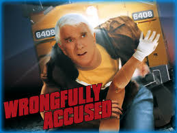 wrongfully accused movie review film essay wrongfully accused 1998