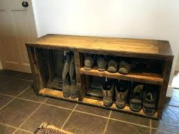 storage benches wood shoe rack shoe storage storage bench wooden pallet shoe wooden storage benches outdoor