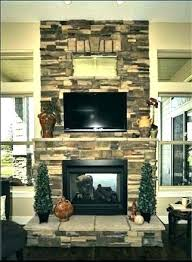 two sided fireplace indoor outdoor double gas wood burning