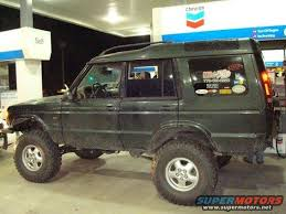 land rover discovery body lift. rover can be lowered back down to 3 land discovery body lift e