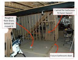 cheap basement remodel. Exellent Basement Costs For Bathroom Framing Throughout Cheap Basement Remodel
