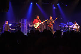 Fourplay Breaks It Down At Birchmere Music Hall Bob James