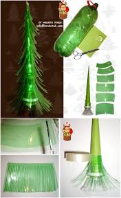 Christmas Decorations Made Out Of Plastic Bottles 100 Genius DIY Recycled and Repurposed Christmas Crafts DIY Crafts 80