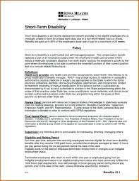 Disability Appeal Letters Template Disability Appeal Letter Template Short Term Insurance