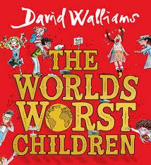 the worlds worst children book by david walliams