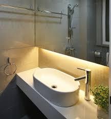 lighting behind mirror. Bathroom:Best Led Lights Behind Bathroom Mirror Best Home Design Beautiful Under Interior Lighting