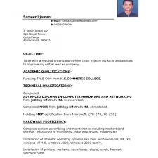 Free Resume Word Format Download Free Sample Resume Templates Word And Format Download In Ms 37