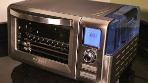 steam toaster oven. Interesting Steam Cuisinart CSO300 Combo Steam  Convection Oven Review Versatile Cooking  For Expensive Tastes In Toaster