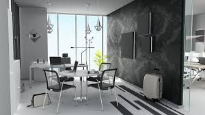 office black. Brilliant Black Black And White Office By Shyntakun On DeviantArt And Office