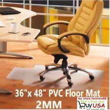 durable pvc home office chair. simple durable pvc home office chair floor mat studded back with lip for pile carpet 36 on durable pvc l