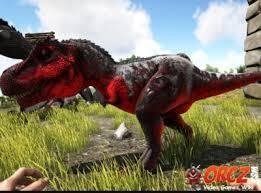 Ark Survival Evolved Dino Dps Chart Orcz Com The Video