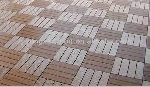 Small Picture Wood Plasitic Composite Floor Tile Design For Garden Buy Floor