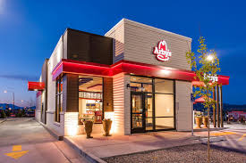 fast food restaurant buildings. Contemporary Fast Arbys  Americas 9 Favorite Fastfood Restaurants CBS News Throughout Fast Food Restaurant Buildings R