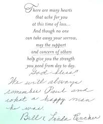 Thank You Sympathy Cards Addressing A Sympathy Card Help Writing Thank You Cards To